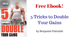 Free Ebook: 5 Tricks to Double Your Gains