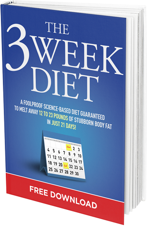 free download 3 week diet pdf
